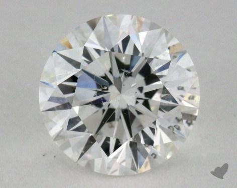<b>1.08</b> Carat G-SI2 Excellent Cut Round Diamond