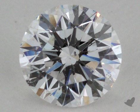 <b>0.70</b> Carat D-SI2 Excellent Cut Round Diamond