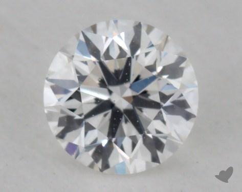 <b>0.30</b> Carat E-VS1 Very Good Cut Round Diamond