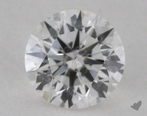 <b>0.30</b> Carat F-SI2 Very Good Cut Round Diamond