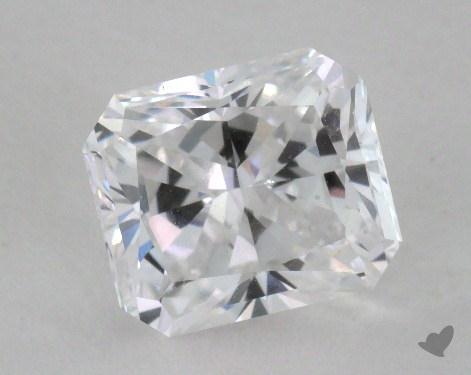 <b>2.03</b> Carat D-VS2 Radiant Cut Diamond
