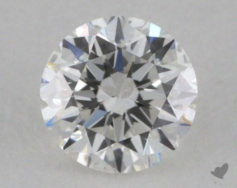 <b>0.41</b> Carat G-I1 Good Cut Round Diamond