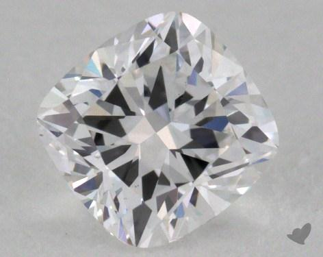 <b>0.54</b> Carat D-VS2 Cushion Cut Diamond