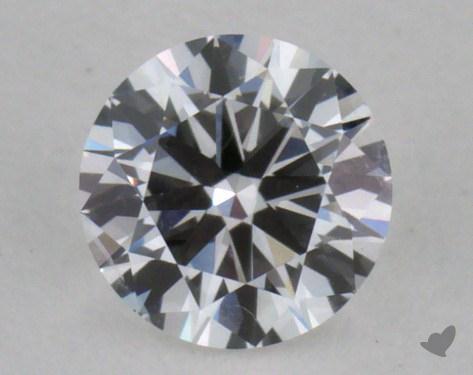 <b>0.30</b> Carat D-SI1 Good Cut Round Diamond