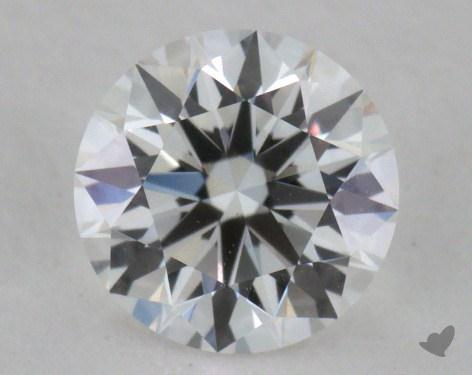 <b>0.52</b> Carat E-VVS1 Excellent Cut Round Diamond