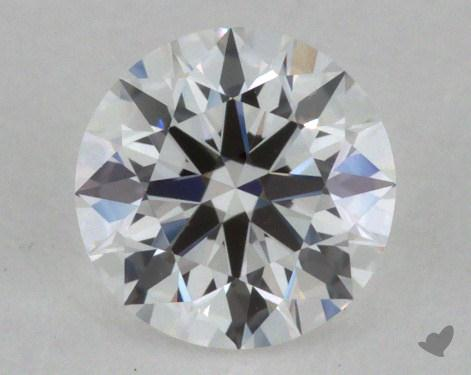 <b>0.31</b> Carat E-VVS1 Excellent Cut Round Diamond