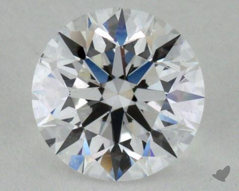 <b>1.01</b> Carat D-VS2 Excellent Cut Round Diamond