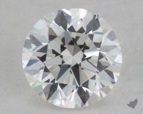 <b>0.31</b> Carat E-VS2 Very Good Cut Round Diamond