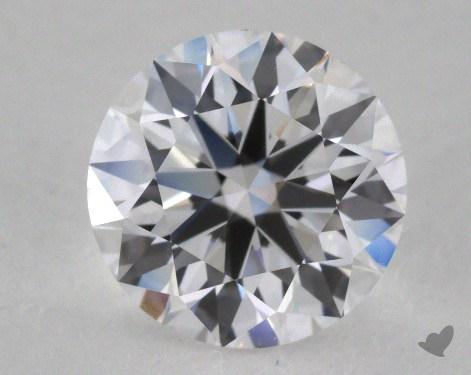 <b>1.54</b> Carat D-IF Excellent Cut Round Diamond