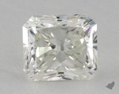 <b>2.01</b> Carat E-VS2 Radiant Cut Diamond