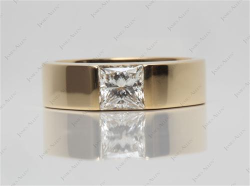 Gold  Tension Rings
