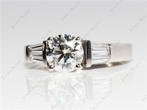 Platinum  Ring