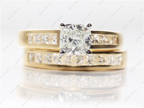 Gold  Matching Wedding Sets