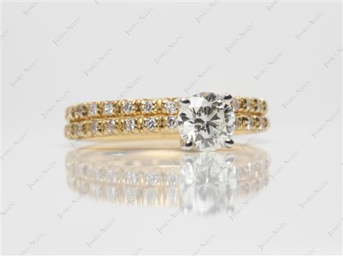 Gold  Wedding Sets Jewelry