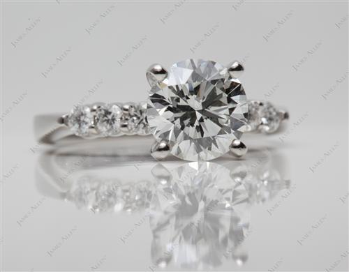 Platinum  Wedding Ring Sets