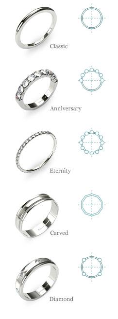 Wedding Ring Styles