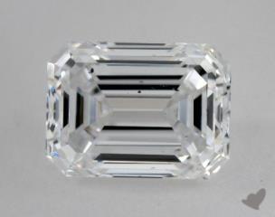 emerald0.71 Carat DSI1