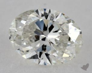 oval1.20 Carat ISI2