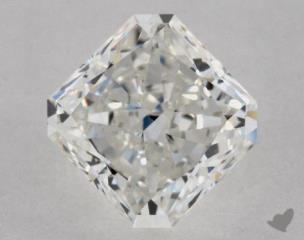 radiant0.73 Carat GVS1