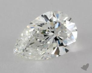 pear1.01 Carat GSI1