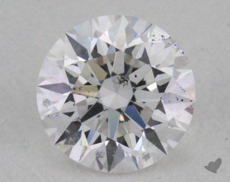 <b>0.31</b> Carat E-SI1 Excellent Cut Round Diamond