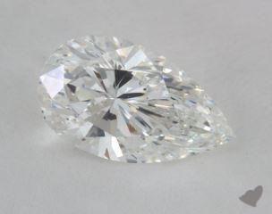 pear1.51 Carat FSI1