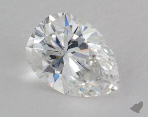 pear2.73 Carat FSI1