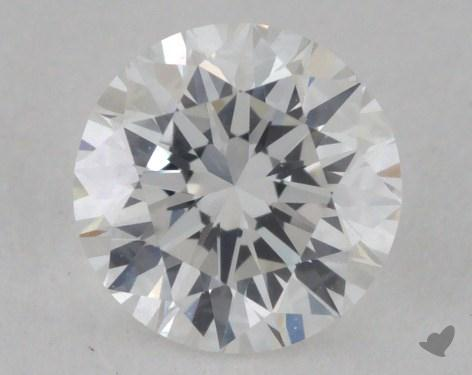 <b>0.31</b> Carat F-VVS2 Very Good Cut Round Diamond