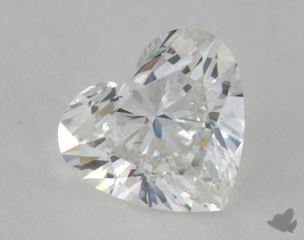 heart1.01 Carat GSI1