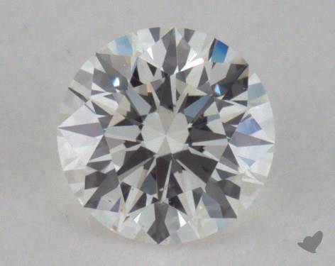 <b>0.31</b> Carat H-VS2 Excellent Cut Round Diamond