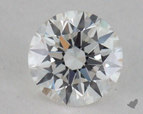 <b>0.31</b> Carat G-VS2 Excellent Cut Round Diamond