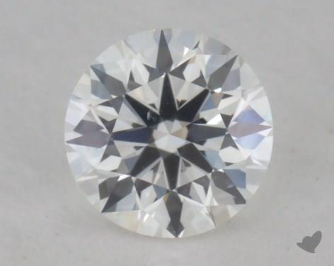 <b>0.31</b> Carat F-VS2 Excellent Cut Round Diamond