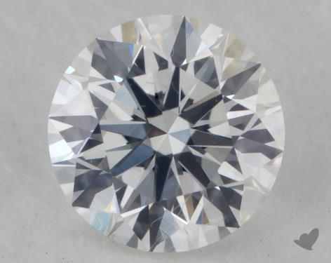 <b>0.33</b> Carat G-VS2 Excellent Cut Round Diamond