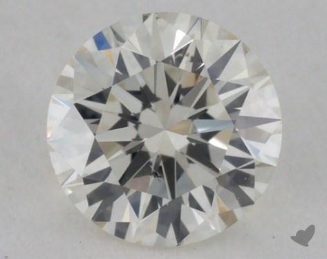 <b>0.40</b> Carat K-SI1 Excellent Cut Round Diamond