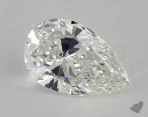 pear1.01 Carat GVS1