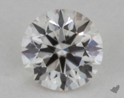 <b>0.32</b> Carat H-VVS2 Excellent Cut Round Diamond
