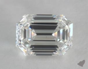 emerald1.26 Carat GVS1