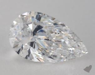 pear2.01 Carat DSI1