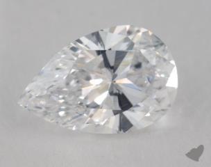 pear1.14 Carat DSI2