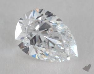 pear1.01 Carat DVS1