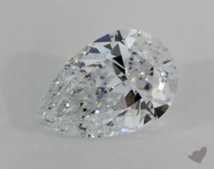 pear0.70 Carat DSI2