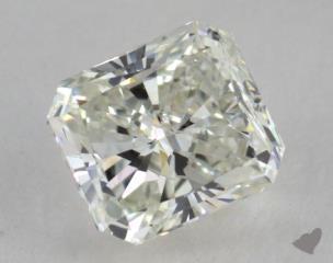 radiant0.89 Carat IVS1