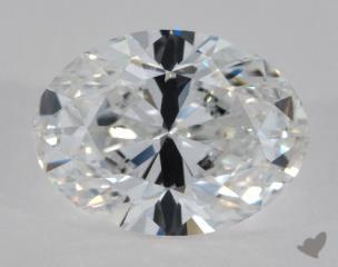 oval2.01 Carat DVS1