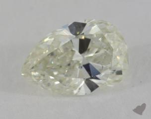 pear0.71 Carat KI1
