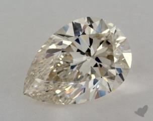 pear1.70 Carat KVVS1