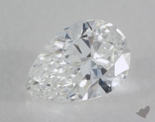 pear0.70 Carat ESI1