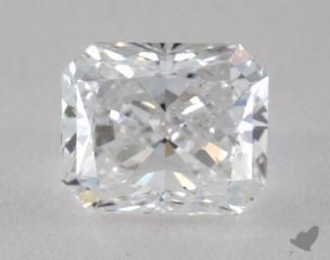 radiant0.72 Carat DSI2
