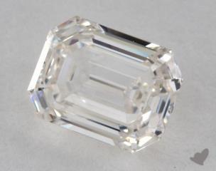 emerald0.70 Carat IIF