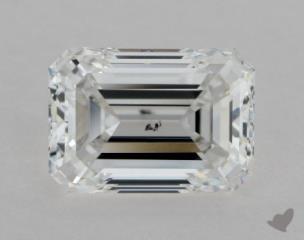emerald0.81 Carat FSI2