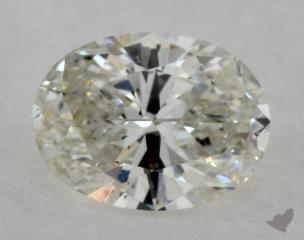 oval0.70 Carat ISI2